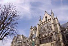 Troyes i champagne i Frankrike Arkivbild