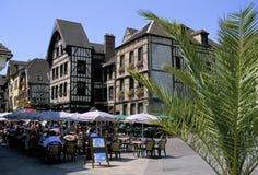 Troyes, região França de Champagne imagem de stock