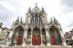 Troyes - St. Urbain Royalty-vrije Stock Foto's