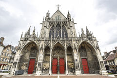 Troyes - St. Urbain Fotos de Stock Royalty Free