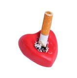 Trozo de Cigaret Foto de archivo libre de regalías