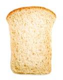 Trozo del pan Imagenes de archivo