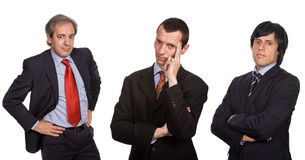 Três Imagens de Stock Royalty Free