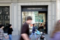 Tru Trussardi Royalty Free Stock Photos