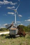 Trubines del vento Fotografia Stock Libera da Diritti