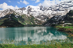 Trubsee lake Royalty Free Stock Images