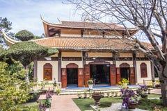 Truc Lam Pagoda photos stock