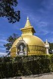 Truc Lam Pagoda photographie stock libre de droits