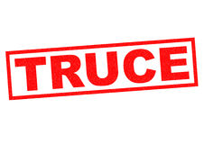 TRUCE Stock Image