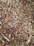 Trucioli di legno Fotografie Stock Libere da Diritti