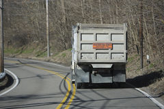 truck απορρίψεων Στοκ Εικόνα