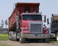truck απορρίψεων Στοκ φωτογραφία με δικαίωμα ελεύθερης χρήσης