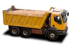 truck απορρίψεων Στοκ Φωτογραφίες