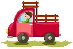 truck αυτοκινήτων διανυσματική απεικόνιση