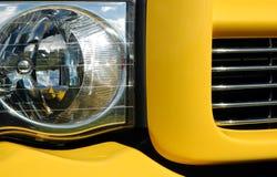 truck επιλογών επάνω Στοκ Φωτογραφίες