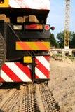 truck κατασκευής Στοκ φωτογραφία με δικαίωμα ελεύθερης χρήσης