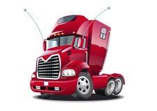 truck κινούμενων σχεδίων Στοκ φωτογραφία με δικαίωμα ελεύθερης χρήσης