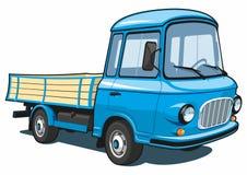 truck κινούμενων σχεδίων Στοκ Εικόνα