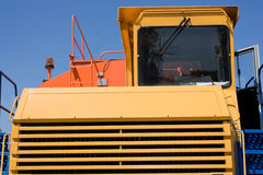 truck μεταλλείας Στοκ εικόνα με δικαίωμα ελεύθερης χρήσης