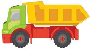 truck παιχνιδιών Στοκ εικόνα με δικαίωμα ελεύθερης χρήσης
