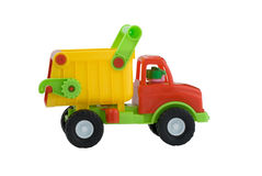 Truck παιχνιδιών Στοκ εικόνες με δικαίωμα ελεύθερης χρήσης