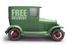 truck παράδοσης ελεύθερη απεικόνιση δικαιώματος
