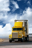 truck ρυμουλκών Στοκ εικόνα με δικαίωμα ελεύθερης χρήσης