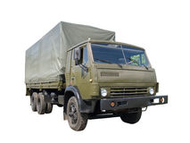 truck στρατού Στοκ φωτογραφία με δικαίωμα ελεύθερης χρήσης