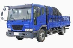 Truck φορτίου που απομονώνεται Στοκ Εικόνες