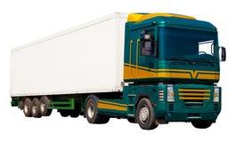 truck φορτίου Στοκ φωτογραφία με δικαίωμα ελεύθερης χρήσης