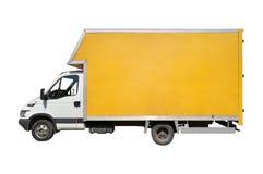truck φορτίου Στοκ φωτογραφίες με δικαίωμα ελεύθερης χρήσης