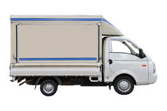 truck φορτίου Στοκ Φωτογραφίες
