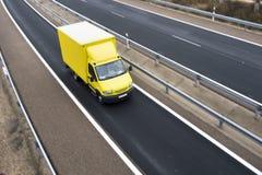 truck φορτίου Στοκ εικόνες με δικαίωμα ελεύθερης χρήσης