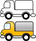 Truck Stock Photo