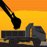 Truck2 Zdjęcie Stock