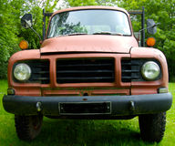 Truck. Old british lorry or truck Royalty Free Stock Photography