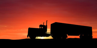 Truck stock photography