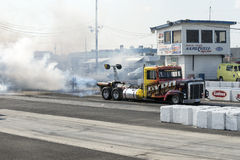 Jet truck Royalty Free Stock Photo