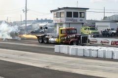 Jet truck Stock Photography