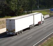 Truck billboard royalty free stock photos
