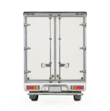 Truck Cargo Container Stock Images