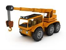 Truck crane Royalty Free Stock Image