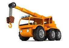 Truck crane Stock Images
