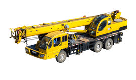 Truck Crane Royalty Free Stock Images