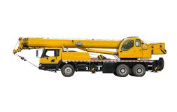 Truck Crane Royalty Free Stock Photo