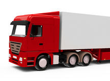The truck Stock Photography