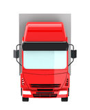 The truck Royalty Free Stock Images