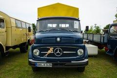 Truck Daimler-Benz L323, 1963 Stock Photo