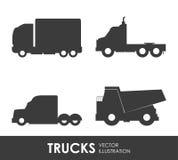 Truck deign Royalty Free Stock Photos