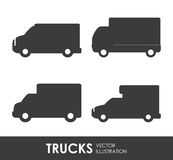 Truck deign Royalty Free Stock Photography